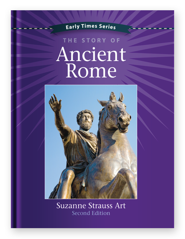 Softcover - Early Times: The Story of Ancient Rome, 2nd Edition