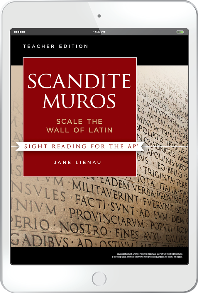 Scandite Muros - Multi-Year Digital Teacher Package (Teacher FlexText® + Student FlextText® + Explorer)
