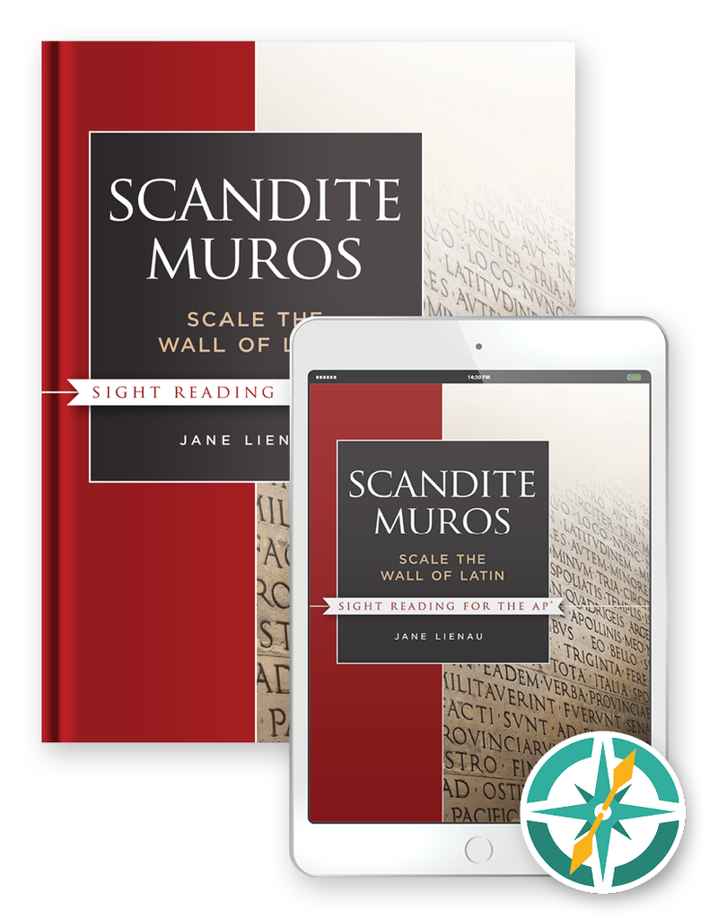 Scandite Muros - One-Year Hardcover Print and Digital Student Package