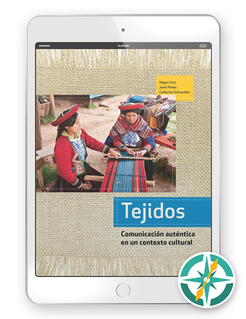 Tejidos - One-Year Digital Student Package (FlexText® + Explorer)