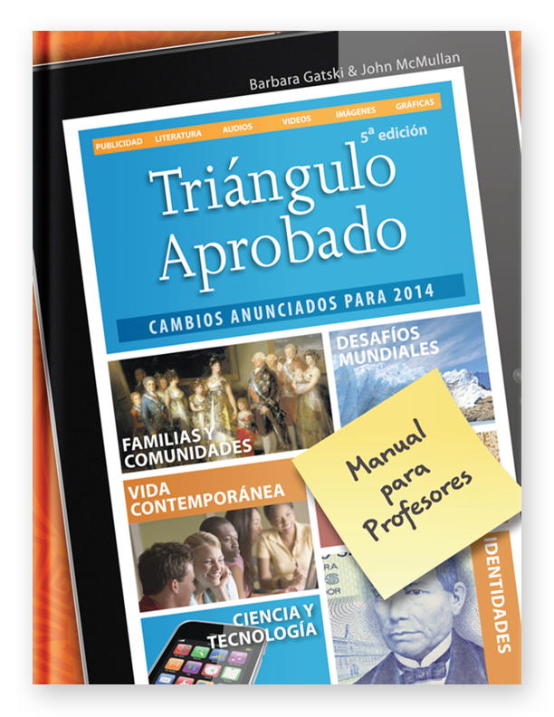 Teacher Edition Softcover - Triángulo Aprobado, 5th Edition