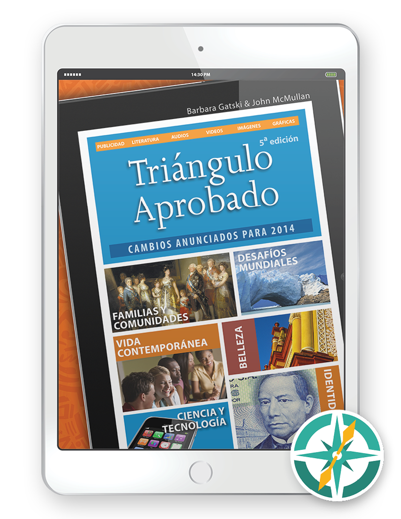 Triángulo Aprobado, 5th Edition - Multi-Year Digital Student Package (FlexText® + Explorer)