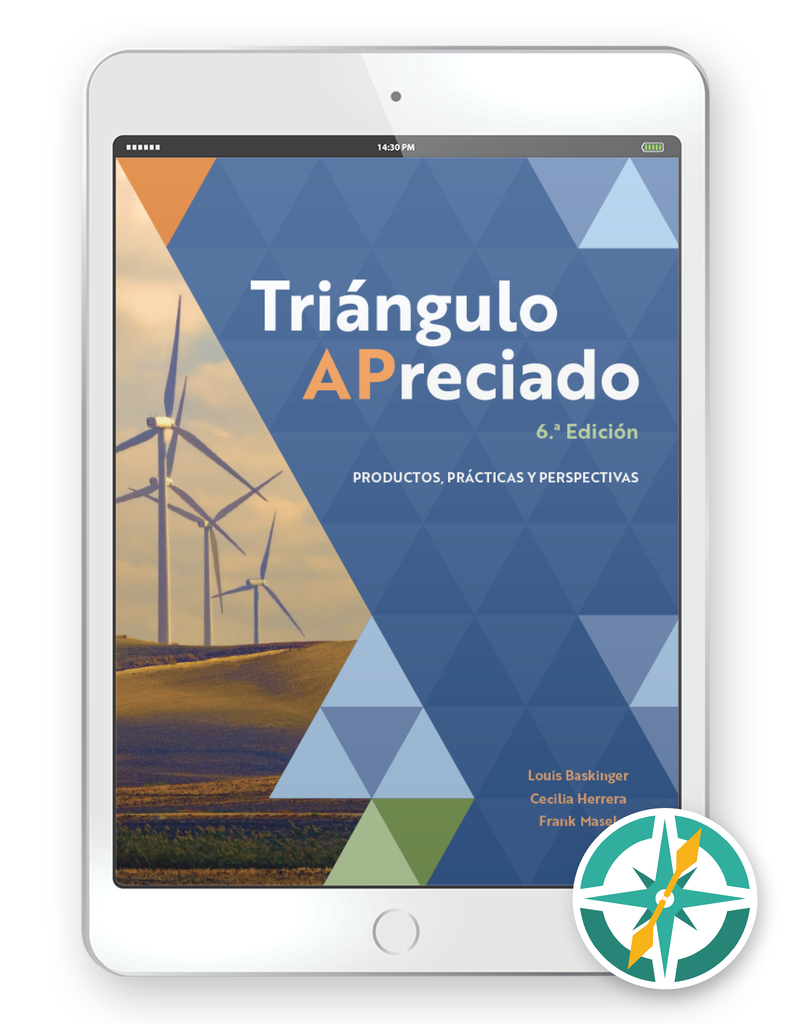 Triángulo APreciado, 6ª edición - One-Year Digital Student Package (FlexText® + Explorer)