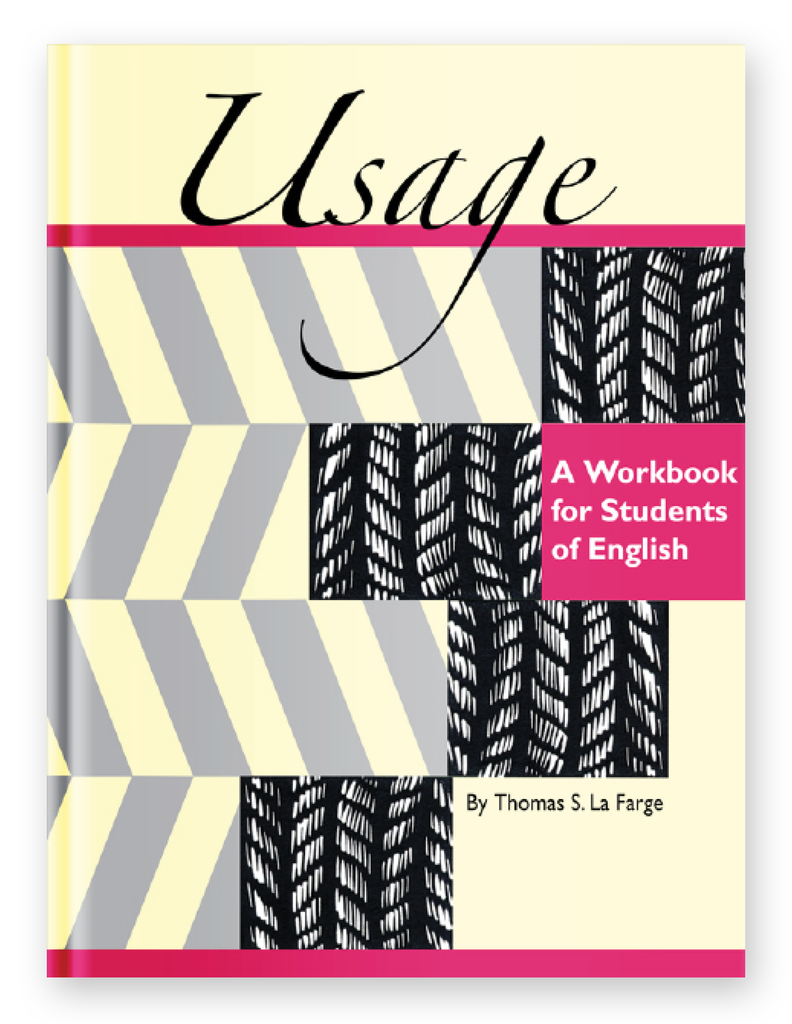 Softcover - Usage: A Workbook for Students of English