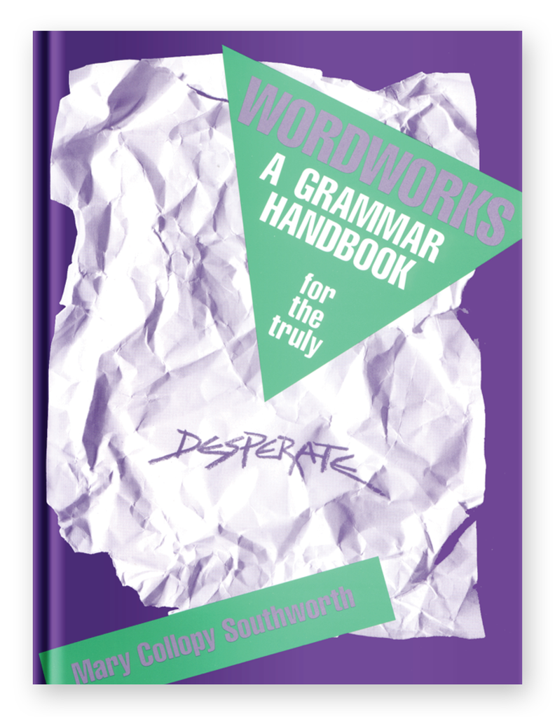 Softcover - Wordworks: A Grammar Handbook