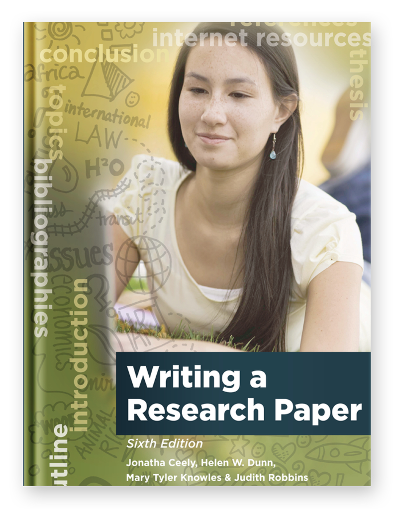 Softcover - Writing a Research Paper