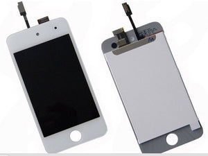 iPod Touch 4th Generation LCD Assembly White - Wholesale Smartphone Parts - lcdcycle.com
