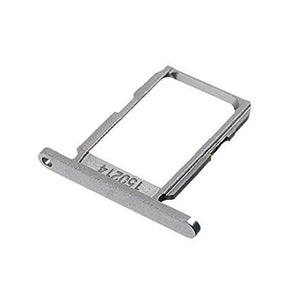 Sim Card Tray For Samsung Galaxy S6 (Silver) - Wholesale Smartphone Parts - lcdcycle.com