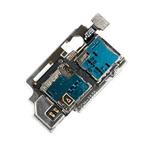 Sim Tray SD Card Reader for Samsung Galaxy S3 (i535) - Wholesale Smartphone Parts - lcdcycle.com