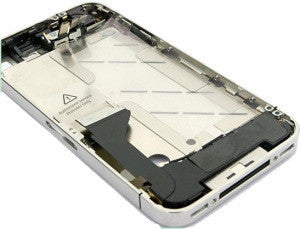 iPhone 4S Mid Frame Full Assembly - Wholesale Smartphone Parts - lcdcycle.com