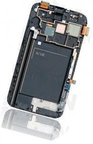 Samsung Galaxy Note 2 i317 Frame - Wholesale Smartphone Parts - lcdcycle.com