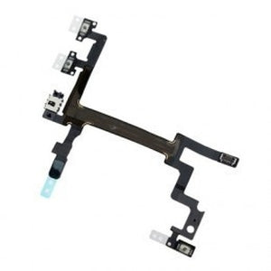 iPhone 5 Power, Mute, Volume Switch Flex Cable - Wholesale Smartphone Parts - lcdcycle.com