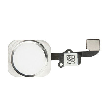 iPhone 6S Plus (5.5) Home Button Flex - Silver