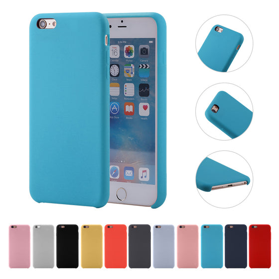 iPhone 6/6S 4.7 Liquid Silicone Case