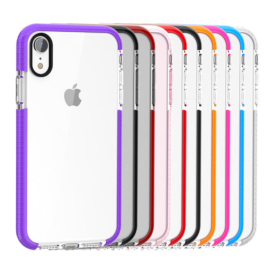iPhone XR Color Border Case