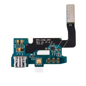 Charging Port Flex Cable for Samsung Galaxy Note 2 (l900) (Sprint) - Wholesale Smartphone Parts - lcdcycle.com