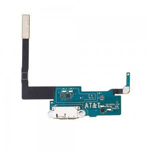 Charging Port Flex Cable for Samsung Galaxy Note 3 (N900A) (ATT) - Wholesale Smartphone Parts - lcdcycle.com