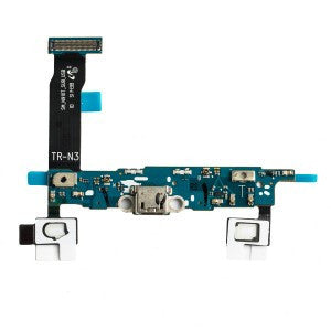Charging Port Flex Cable for Samsung Galaxy Note 4 (N910T) (T-Mobile) - Wholesale Smartphone Parts - lcdcycle.com
