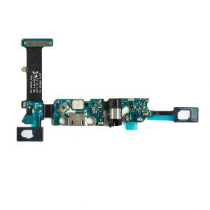 Charging Port Flex Cable For Samsung Note 5 (N920P) (Sprint) - Wholesale Smartphone Parts - lcdcycle.com