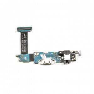 Charging Port Flex Cable For Samsung Galaxy S6 Edge (G925T) (T-Mobile) - Wholesale Smartphone Parts - lcdcycle.com