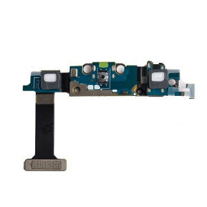 Charging Port Flex Cable For Samsung Galaxy S6 Edge (G925V) (Verizon) - Wholesale Smartphone Parts - lcdcycle.com