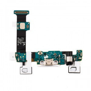 Charging Port Flex Cable For Samsung Galaxy S6 Edge Plus (G928T) (T-Mobile) - Wholesale Smartphone Parts - lcdcycle.com