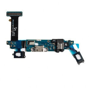 Charging Port Flex Cable for Samsung Galaxy S6 (G920A) (ATT) - Wholesale Smartphone Parts - lcdcycle.com