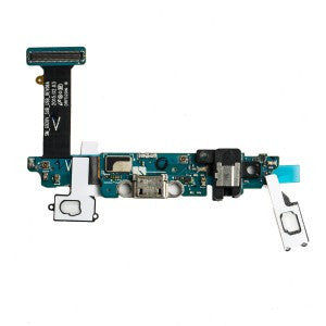 Charging Port Flex Cable for Samsung Galaxy S6 (G920V) (Verizon) - Wholesale Smartphone Parts - lcdcycle.com