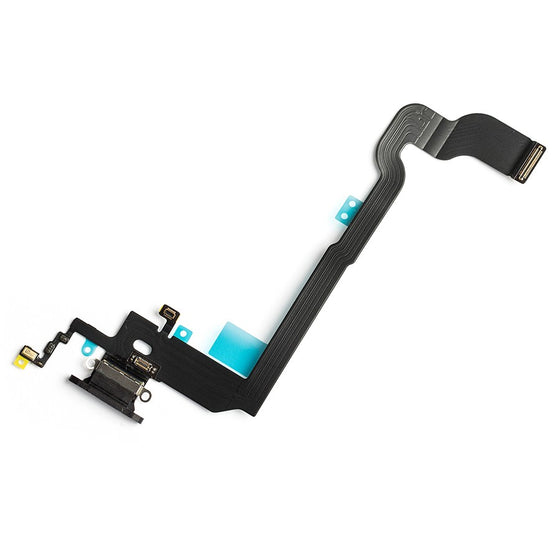 iPhone X Charging Port Flex Cable - Space Grey