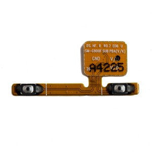 Volume Flex Cable For Samsung Galaxy S5 - Wholesale Smartphone Parts - lcdcycle.com