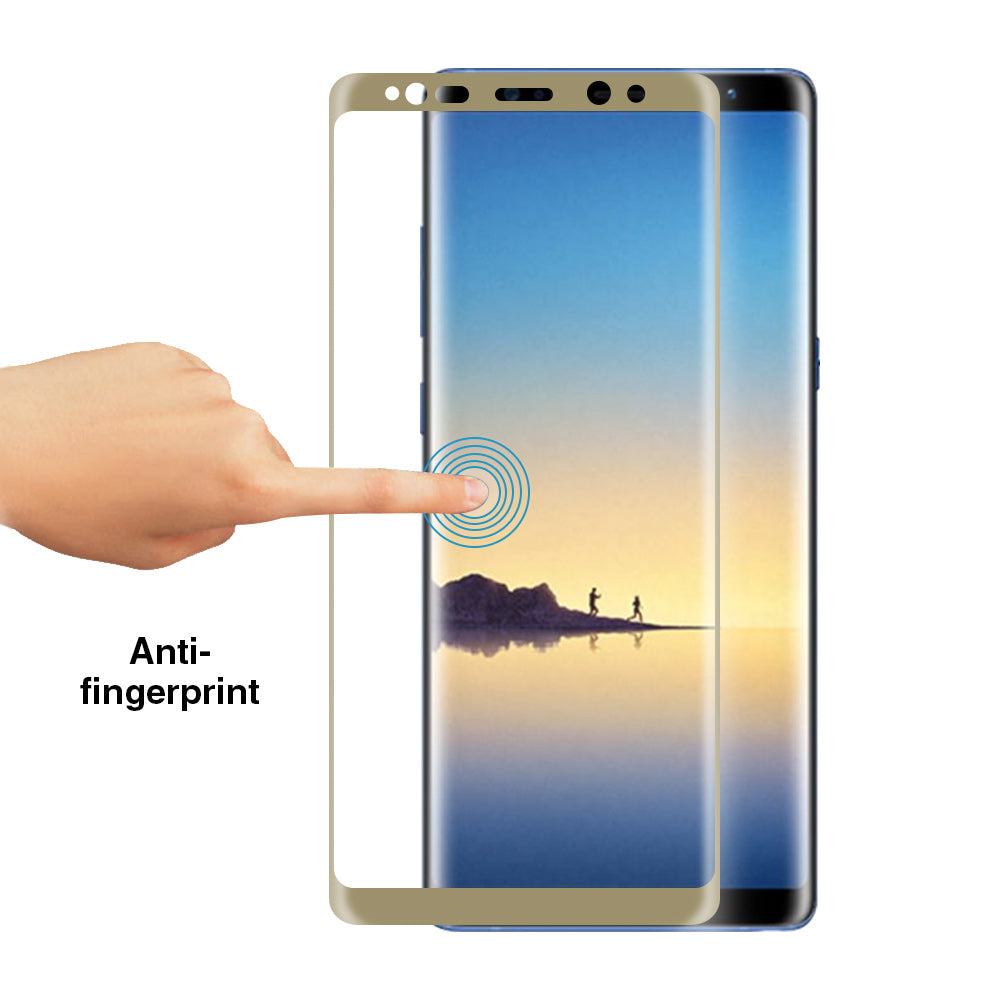 Samsung Galaxy Note 8 Curved Tempered Glass