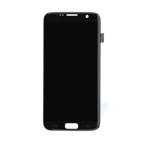 Samsung S7 Edge LCD Assembly Black