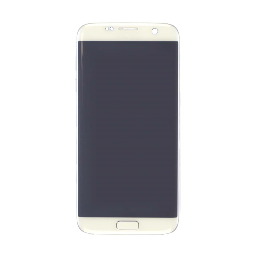 Samsung S7 Edge LCD Assembly White
