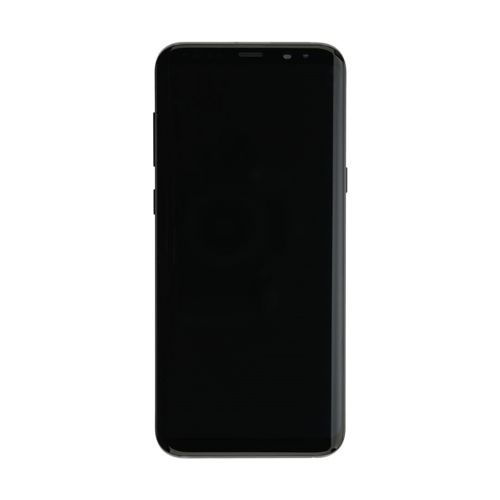 Samsung S8 Assembly Black