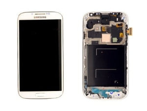 Samsung Galaxy S4 [i545] - (LCD & Digitizer Frame Assembly) - White - Wholesale Smartphone Parts - lcdcycle.com