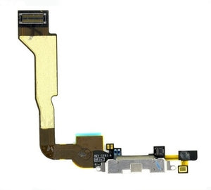 iPhone 4 CDMA Charging Port Flex - White - Wholesale Smartphone Parts - lcdcycle.com