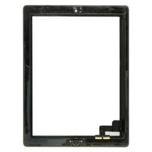 iPad 2 Full Digitizer Assembly Black - Wholesale Smartphone Parts - lcdcycle.com