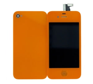 iPhone 4 GSM Full Conversion Kit - Orange - Wholesale Smartphone Parts - lcdcycle.com