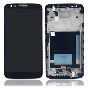 LG G2 Black VS980 with Frame - Wholesale Smartphone Parts - lcdcycle.com