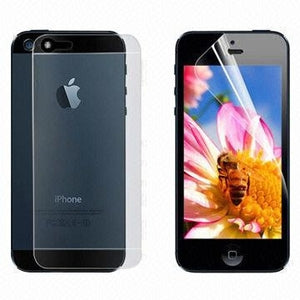 iPhone 5 Matte Screen Protector in Retail Packaging - Wholesale Smartphone Parts - lcdcycle.com