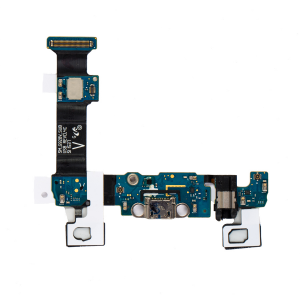 Charging Port Flex Cable For Samsung Galaxy S6 Edge Plus (G928S/K/L) (International) - Wholesale Smartphone Parts - lcdcycle.com
