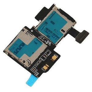 Sim Tray SD Card Reader For Samsung Galaxy S4 i337/M919 (AT&T/T-Mobile) - Wholesale Smartphone Parts - lcdcycle.com