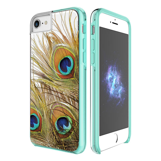 Prodigee Show Case For Apple iPhone 6 / 6S / 7 - Peacock - Retail Packaged - Wholesale Smartphone Parts - lcdcycle.com