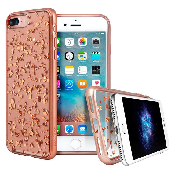 Prodigee Scene Treasure Case For Apple iPhone 7 - Rose Gold - Retail Packaged
