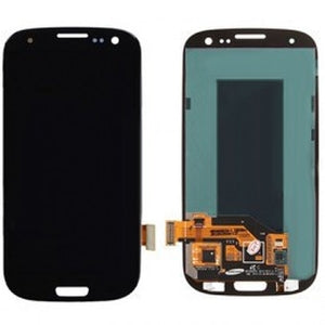 Samsung Galaxy S3 LCD Assembly - Sapphire Black - Wholesale Smartphone Parts - lcdcycle.com