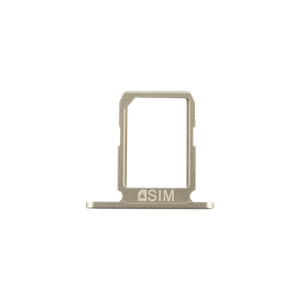 Sim Card Tray For Samsung Galaxy S6 (Gold) - Wholesale Smartphone Parts - lcdcycle.com