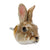 Brown Bunny Head Doorknob
