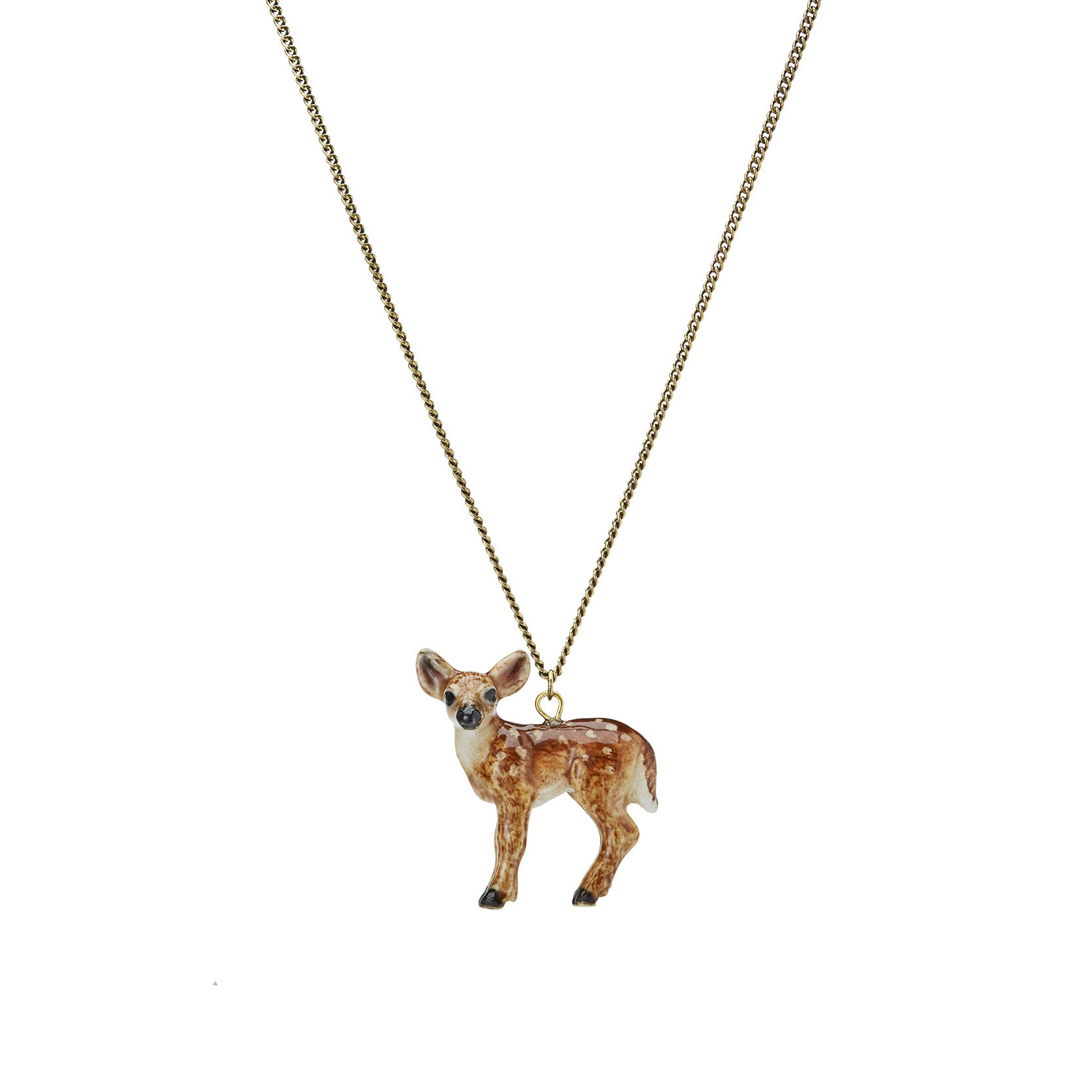 Baby Bambi Necklace
