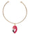 Flamingo Head Charm Bangle