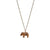 Baby Boar Necklace